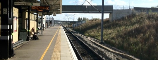 Milton Keynes Central Railway Station (MKC) is one of Railway Stations in UK.
