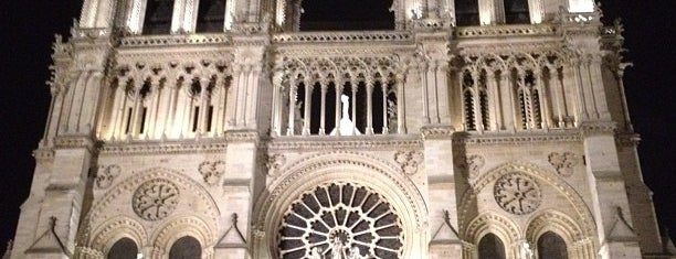 Cathedral of Notre Dame de Paris is one of To do in Paris.