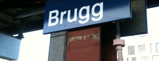 Bahnhof Brugg is one of Bahnhöfe.