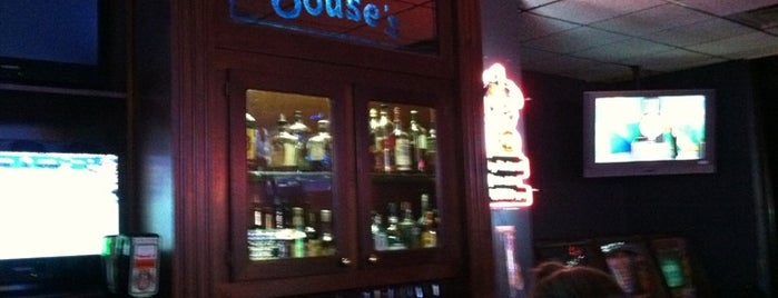 Souse's Lounge is one of Official Blackhawks Bars.