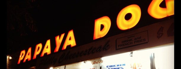 Papaya Dog is one of NYC - Quick Bites!.