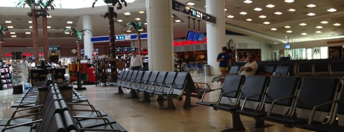 Cancún International Airport (CUN) is one of Other Airports.
