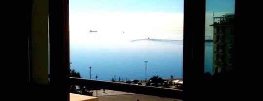 Δωμάτιο με Θέα is one of Η καλύτερη θέα! in Θεσσαλονίκη.