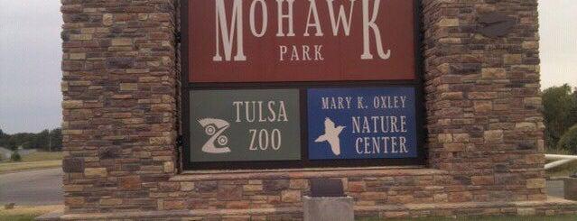 Tulsa Zoo is one of Tulsa To-Do.