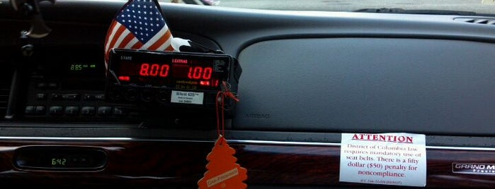 In A DC Cab is one of Td.
