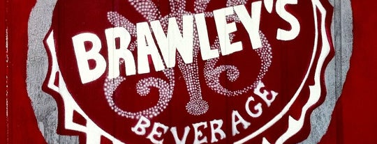 Brawley's Beverage is one of What's Brewing in Charlotte?.