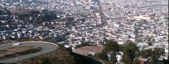 Twin Peaks Summit is one of San Francisco's Best Great Outdoors - 2012.