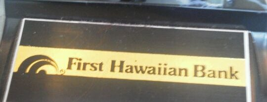 First Hawaiian Center is one of My Pit Stops.