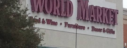 World Market Is One Of The 15 Best Furniture And Home Stores In Austin.