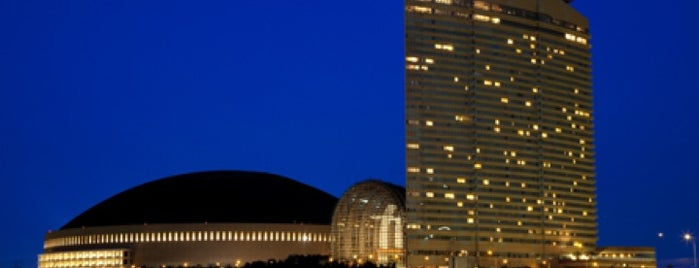 Hilton Fukuoka Sea Hawk is one of FUKUOKA.