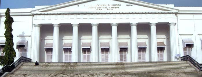 Asiatic Society Library (Town Hall) is one of city of dreams.