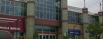 Erin Mills Town Centre is one of Shopping malls of the Greater Toronto Area (GTA).