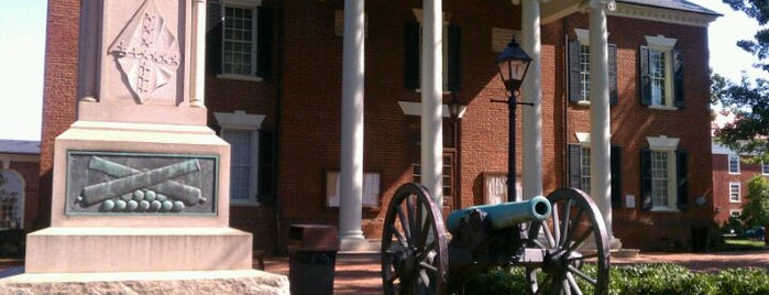 Historic Court Square is one of Virginia.