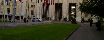 Palais des Nations is one of Your local guide to Geneva.