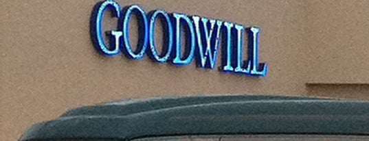 Goodwill Store & Donation Center is one of Places I have gone.