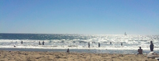 Marina del Rey Beach is one of USA Trip 2013 - The West.