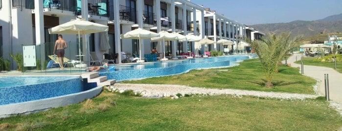 Jiva Beach Resort is one of Otel.