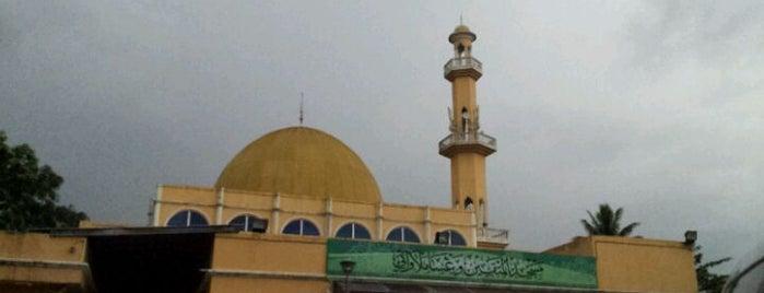 Masjid Al-Muttaqin Wangsa Melawati is one of Baitullah : Masjid & Surau.