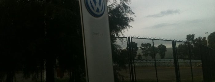 Volkswagen de México is one of Puebla #4sqCities.
