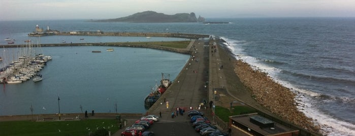 Howth East Pier is one of Abroad to do.