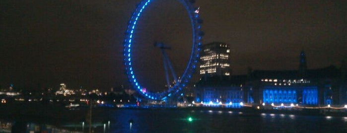 The London Eye is one of Best of World Edition part 3.