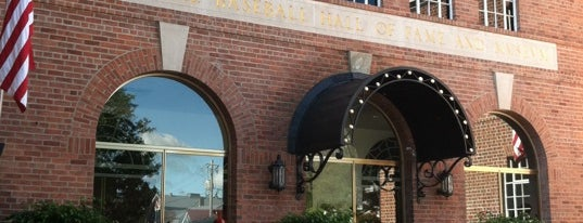 National Baseball Hall of Fame and Museum is one of Best Places to Check out in United States Pt 3.