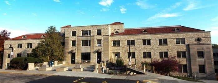 Elizabeth Waters Residence Hall is one of Residence Halls.