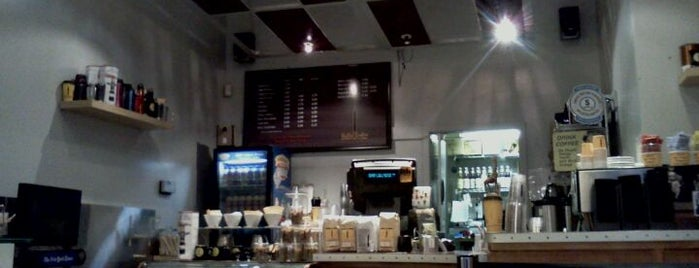 Caffe Ladro is one of Seattle.