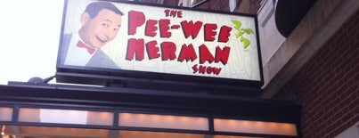 The Pee Wee Herman Show on Broadway is one of Badge Places.