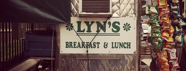 Lyn's Breakfast & Lunch is one of Penn Spots - West Philly.