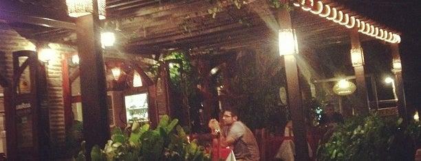 Leonardo da Vinci Ristoranti & Pizzeria is one of Lugares que recomendo em Jeri , tipo : top.