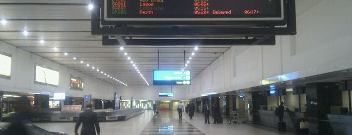 O. R. Tambo International Airport (JNB) is one of World Airports.