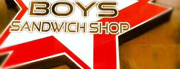 Banh Mi Boys is one of Toronto.