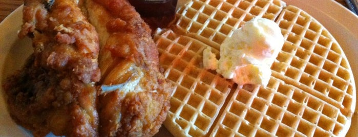 Roscoe's House of Chicken and Waffles is one of LA: Central, East, Valleys.