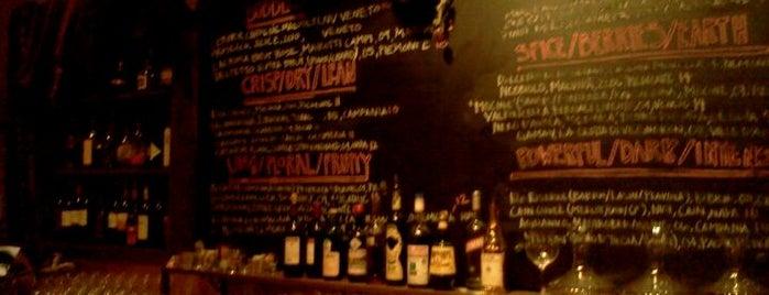 Ottimista Enoteca-Café is one of San Francisco musts.