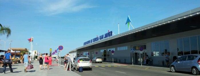 Murcia San Javier Airport (MJV) is one of Airports in SPAIN.