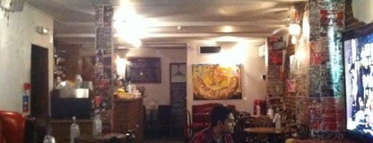 Bar Prague is one of London Bars.