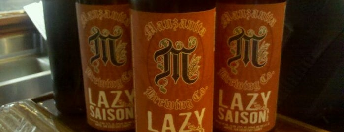 Twisted Manzanita Ales & Spirits is one of Local breweries.