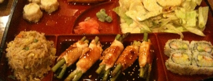 Best Sushi in the TC