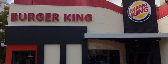 Burger King is one of Best places in São Bernardo do Campo, Brasil.