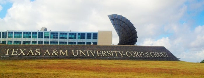 Texas A&M University-Corpus Christi is one of Texas Higher Education.