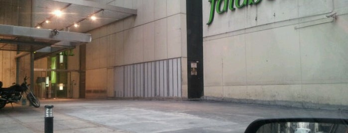 Falabella is one of BAs.