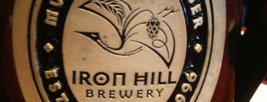 Iron Hill Brewery & Restaurant is one of Eat Local.