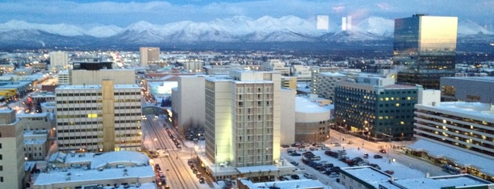 Crow's Nest is one of Anchorage, AK.