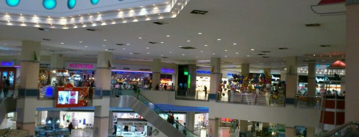 Tepe Nautilus is one of Istanbul Shopping Places.