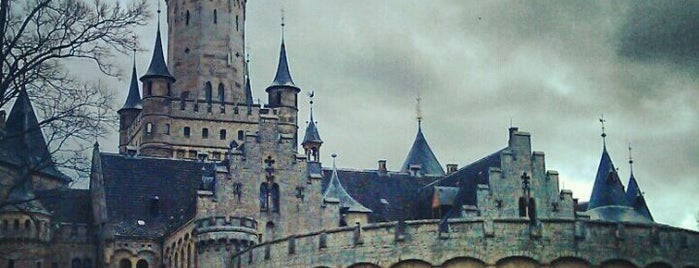 Schloss Marienburg is one of Castles <3.