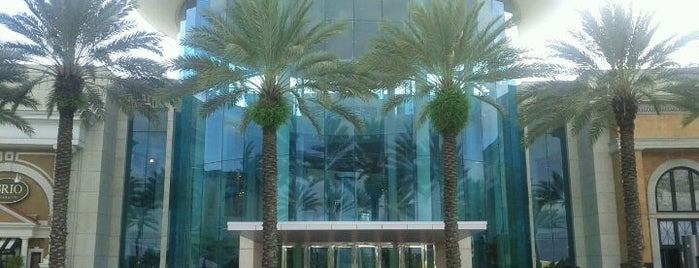 The Mall At Millenia is one of The Discerning Brit's Guide to Orlando, FL.