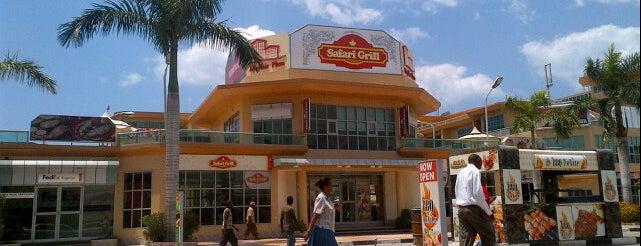 Mayfair Plaza is one of Ian-Simeon's Guide To Dar es Salaam.
