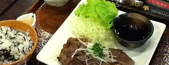 大戸屋 Ootoya is one of FAVORITE JAPANESE FOOD.