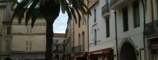 Place du Marché is one of Escapade à Nîmes.